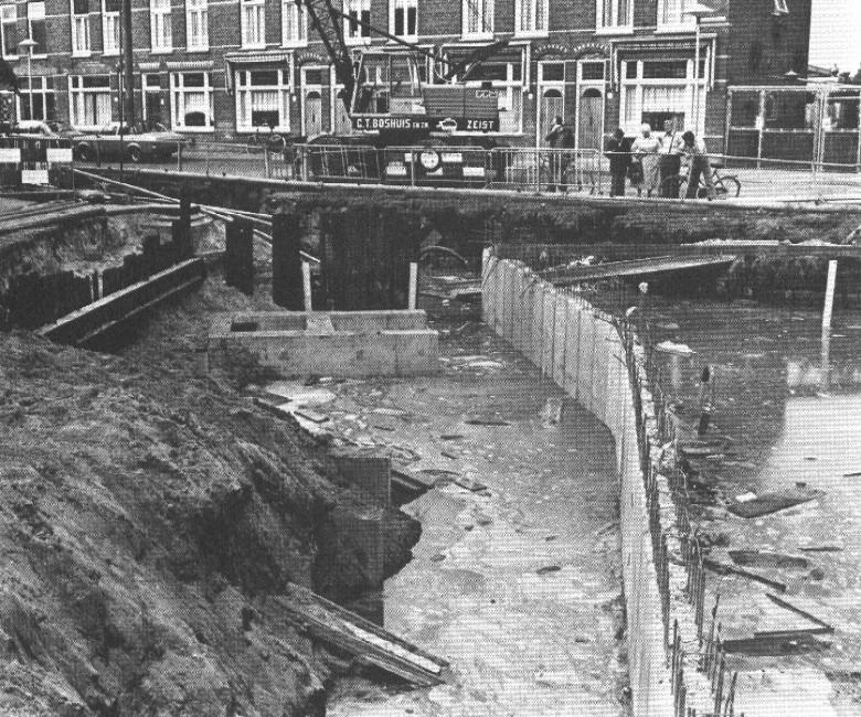 Ook de waterlopen restaureert Utrecht. Het Zwarte water krijgt nieuwe ...